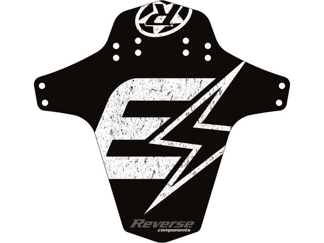 Reverse E-Serie Garde-boue, black/white